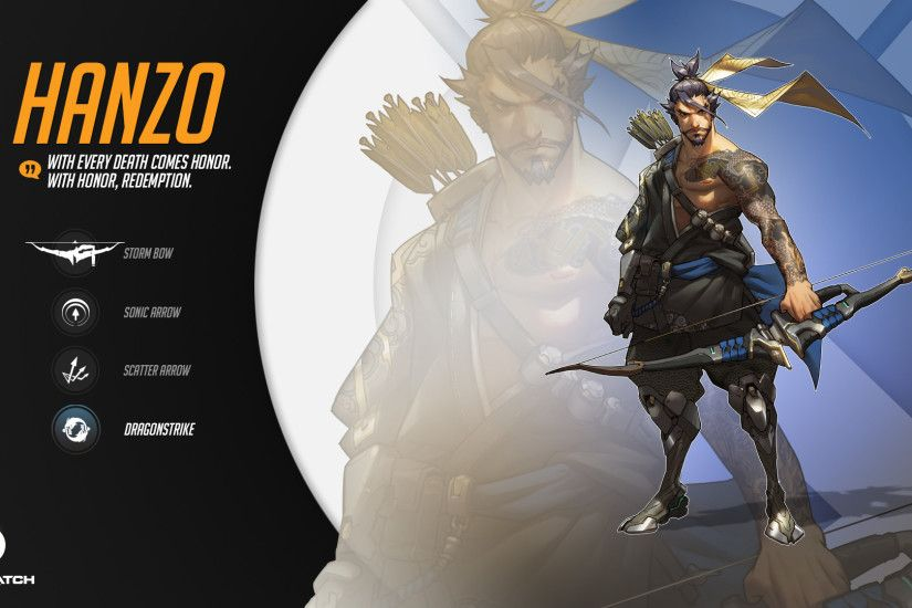 Wallpaper · Hanzo