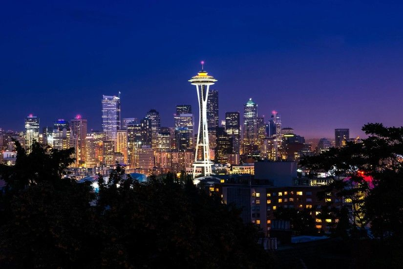 Seattle Skyline Wallpaper Design Ideas ~ Seattle Skyline Wallpaper .