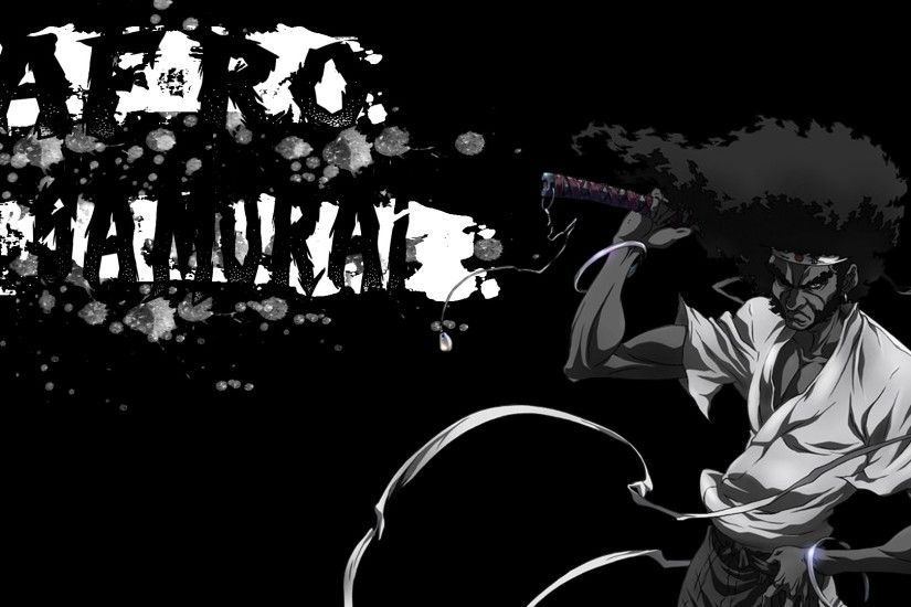 Afro Samurai Wallpaper by Emir4eqaL Afro Samurai Wallpaper by Emir4eqaL