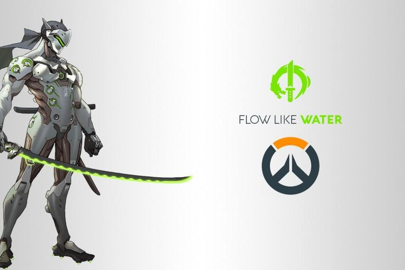 4 Genji Shimada HD Wallpapers | Backgrounds - Wallpaper Abyss