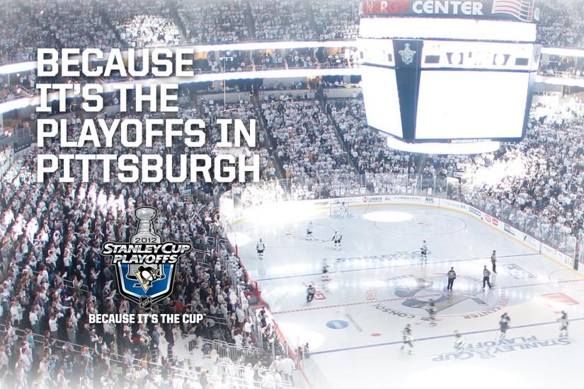 Pittsburgh Penguins Because It's The Playoffs