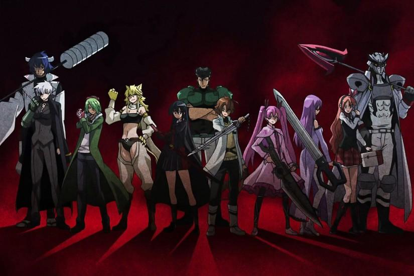 best akame ga kill wallpaper 1920x1080 windows