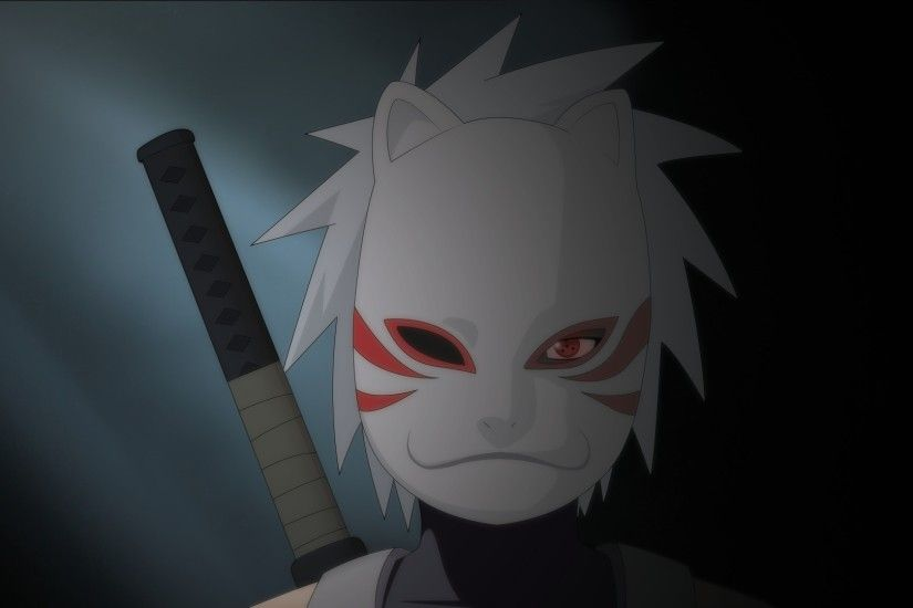 Naruto Shippuuden, Hatake Kakashi, ANBU Wallpapers HD / Desktop and Mobile  Backgrounds