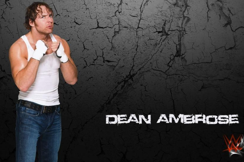 WWE Dean Ambrose HD Wallpaper