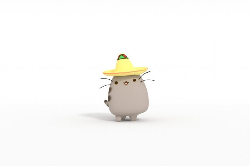 pusheen wallpaper 1920x1080 4k