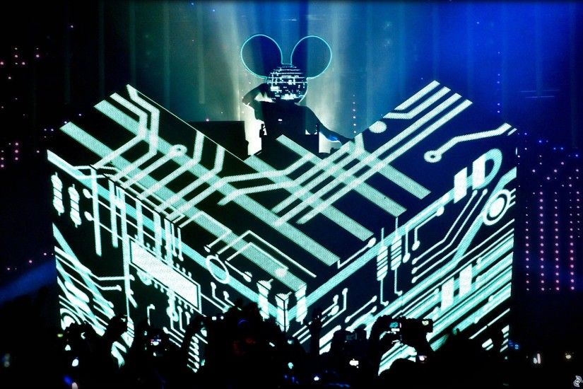 Descargar deadmau5 live wallpaper (13 Wallpapers) | Adorable
