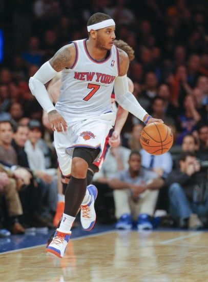 carmelo anthony shooting