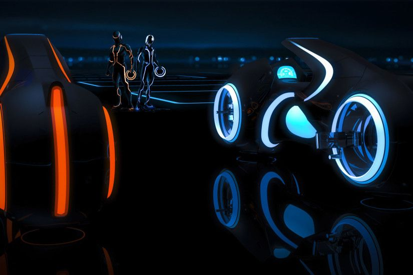 Tron Legacy Wallpaper, Photo, HD Wallpaper, 1080p