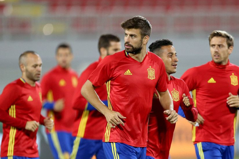 Pique forced out by Madrid media and fans - and Spain will miss him greatly