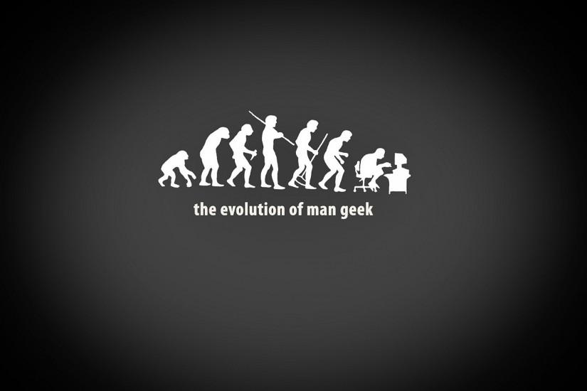 1920x1440 Geek Evolution wallpaper