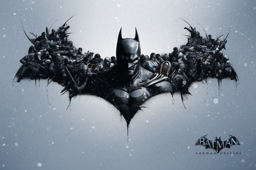 74 Batman: Arkham Origins HD Wallpapers | Backgrounds - Wallpaper Abyss