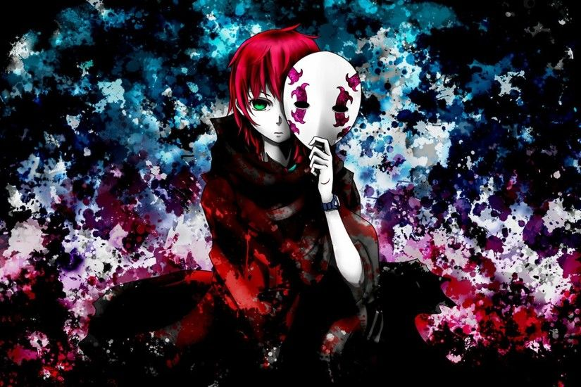 ... Wallpaper Cave Wretched Egg (The Red Man) - Shiro (Deadman Wonderland .