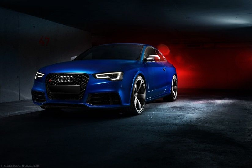 Blue Audi Rs5 Wallpaper Image 309 Wallpapers