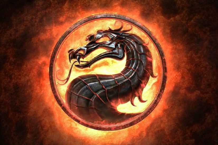 mortal kombat dragon logo game wallpapers desktop wallpapers hd high  definition windows 10 mac apple colourful images backgrounds free 1920×1080  Wallpaper ...