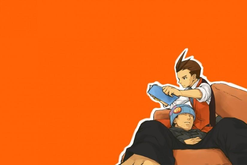 Video Game - Phoenix Wright: Ace Attorney Wallpaper