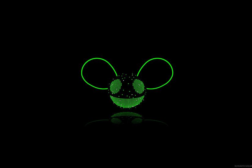 Deadmau5 Logo Wallpaper