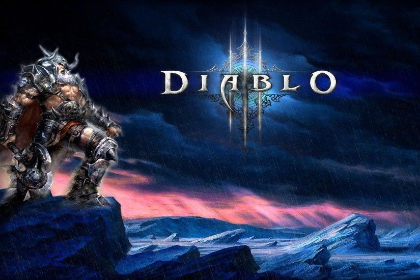 Diablo 3 Wallpaper Hd wallpaper