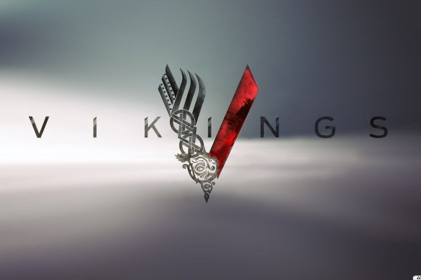 Vikings Logo Wallpaper ·①