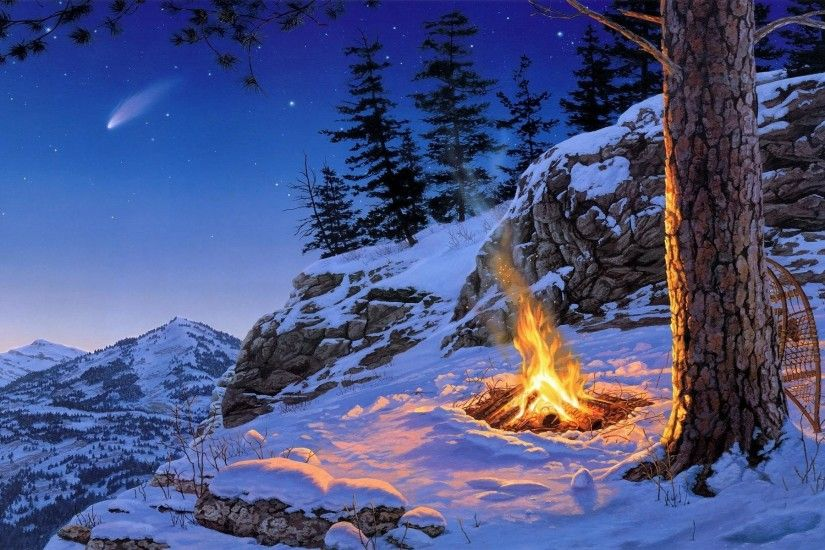 wallpaper.wiki-Campfire-Wallpaper-Free-Download-PIC-WPB003706