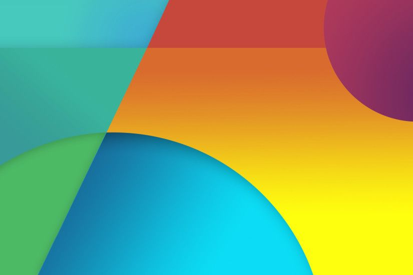 Nexus 5 Stock Wallpaper for Android