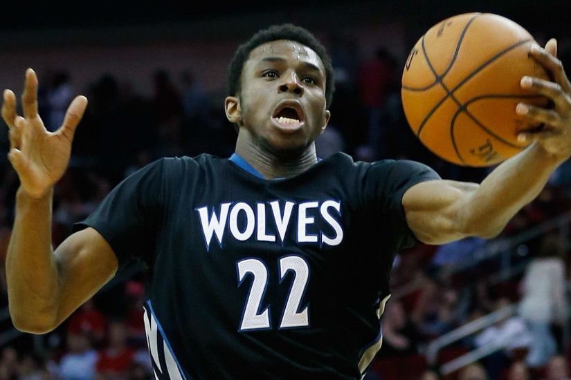 Rookie of the Year Andrew Wiggins declares a Timberwolves 'uprising' | NBA  | Sporting News