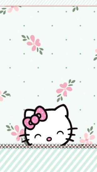 Mobile Wallpaper Backgrounds Desktop Wallpapers Phone Hello Kitty