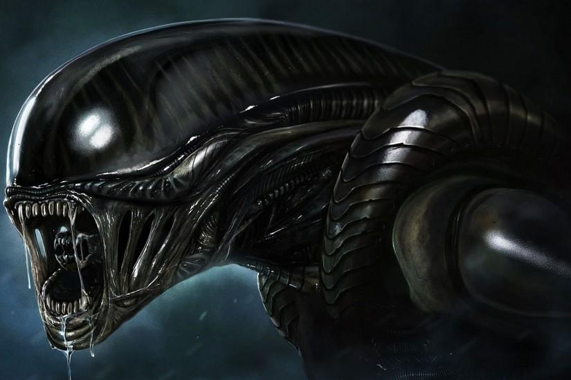 alien wallpaper 1920x1080 for pc