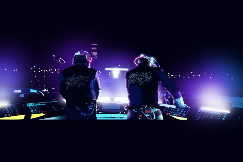 Music / Daft Punk Wallpaper