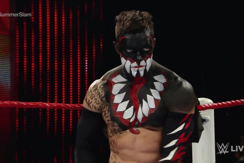 Seth Rollins called out Finn Balor on Monday Night Raw – and the