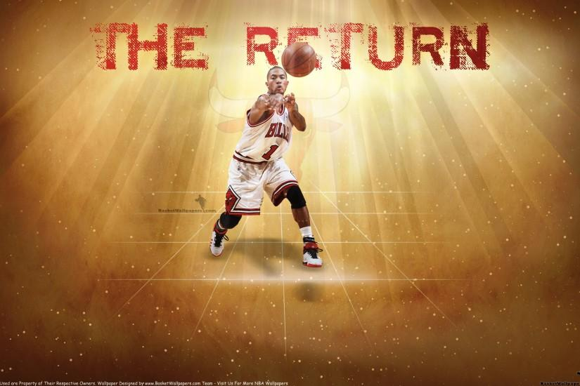 Derrick Rose The Return 2013 2560x1600 Wallpaper