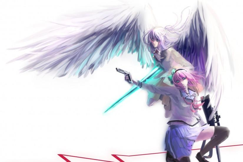 widescreen angel beats wallpaper 2000x1533 for ios