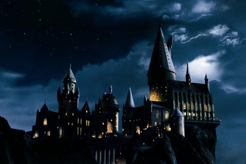 harry potter wallpaper hogwarts - Wallpaper