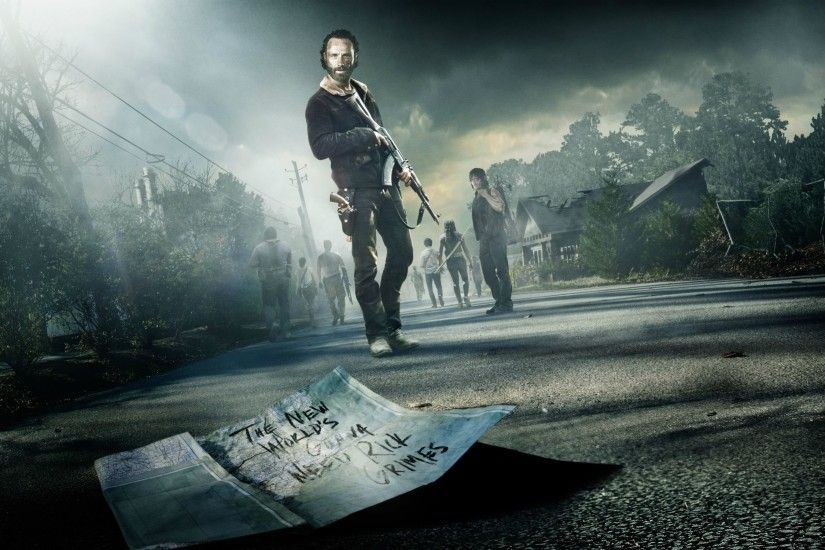 the Walking Dead_00c-Season 5 Promo