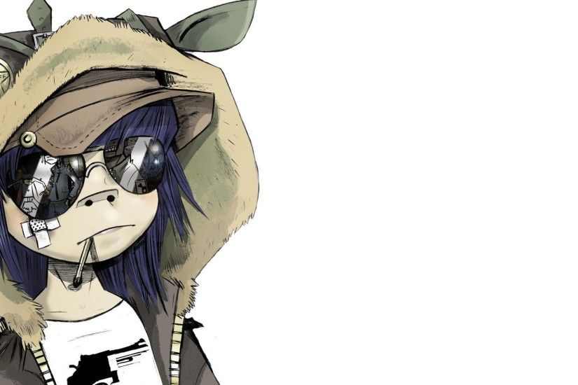 4K Ultra High Definition Gorillaz Wallpapers | By Stephenie Inoue
