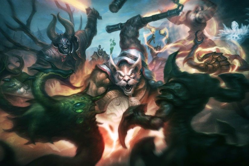 Dota 2 Lucifer Doom Mangix Game