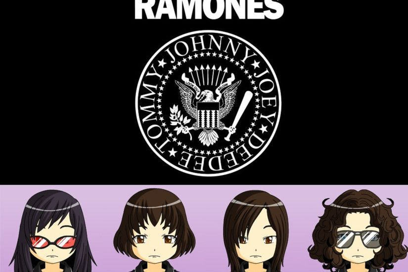 Dandy-Jon 36 7 The Ramones by JackHammer86