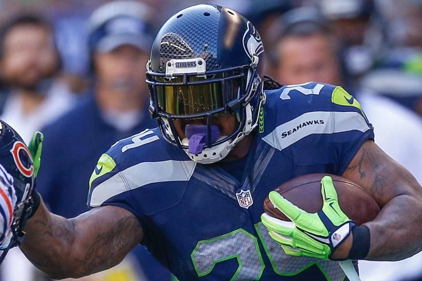 Seahawks RB Marshawn Lynch out with hamstring injury | NFL | Sporting News