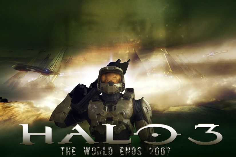 Halo 3 Master Chief Computer Wallpapers