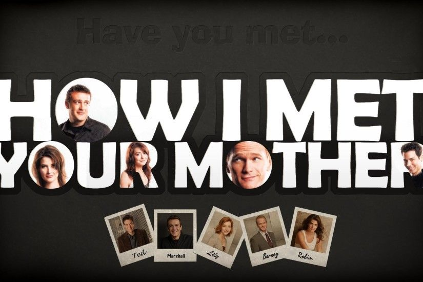 Images For > How I Met Your Mother Wallpaper Season 8