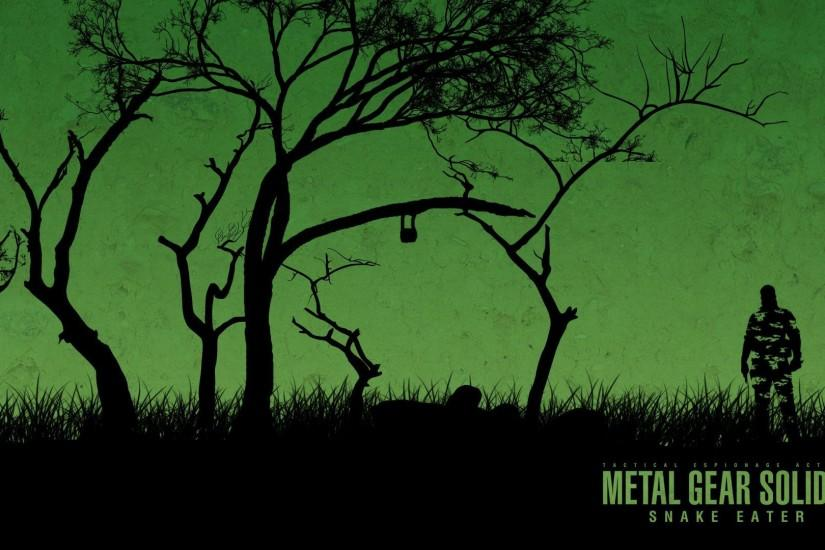 metal gear wallpaper 1920x1080 for hd 1080p