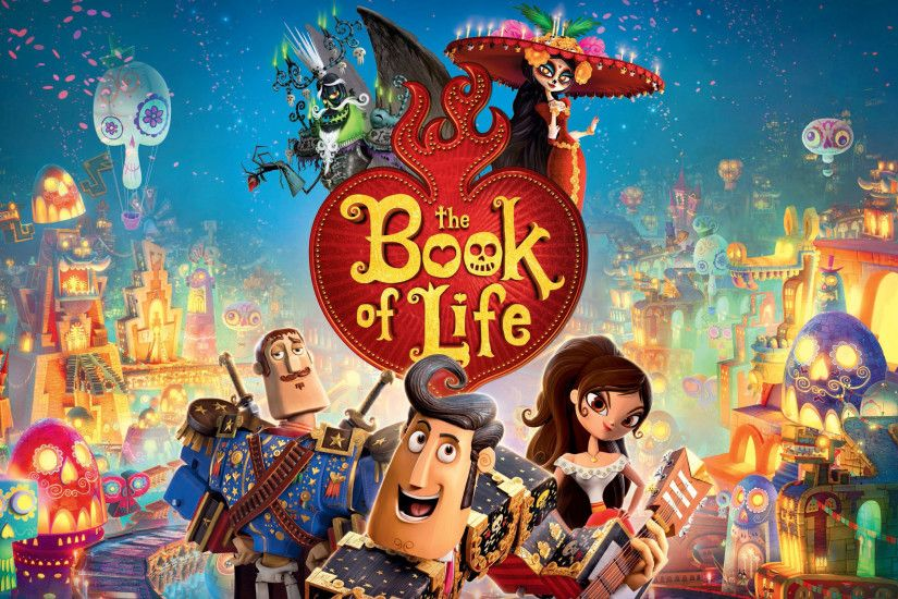 Description: Download The Book of Life Movies wallpaper ...