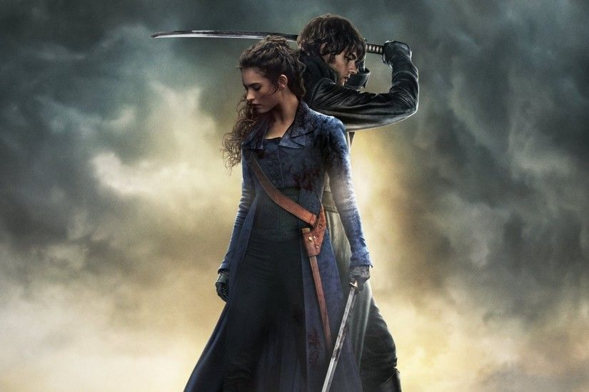 Bloody Lovely Pride And Prejudice And Zombies | 1920 x 1080 ...