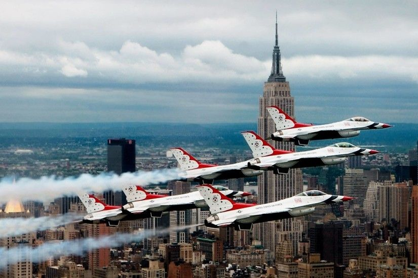 USAF Thunderbirds! | Wallpapers for PC