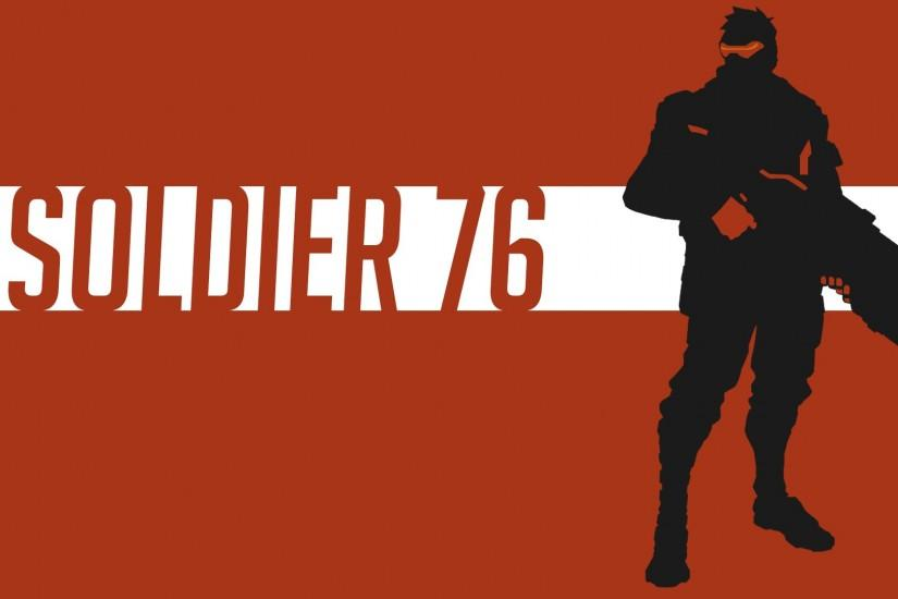 soldier 76 wallpaper 1920x1080 tablet