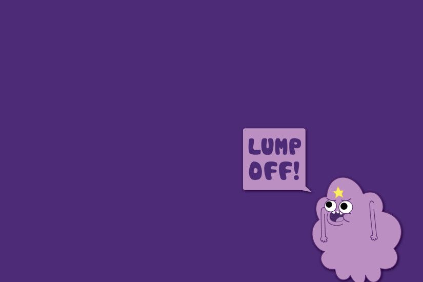 Adventure Time Lumpy Space Princess Wallpaper by HD
