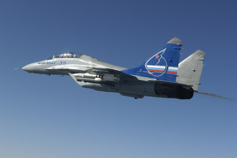 Mikoyan MiG-35 Full HD Wallpaper and Background | 1920x1200 | ID .