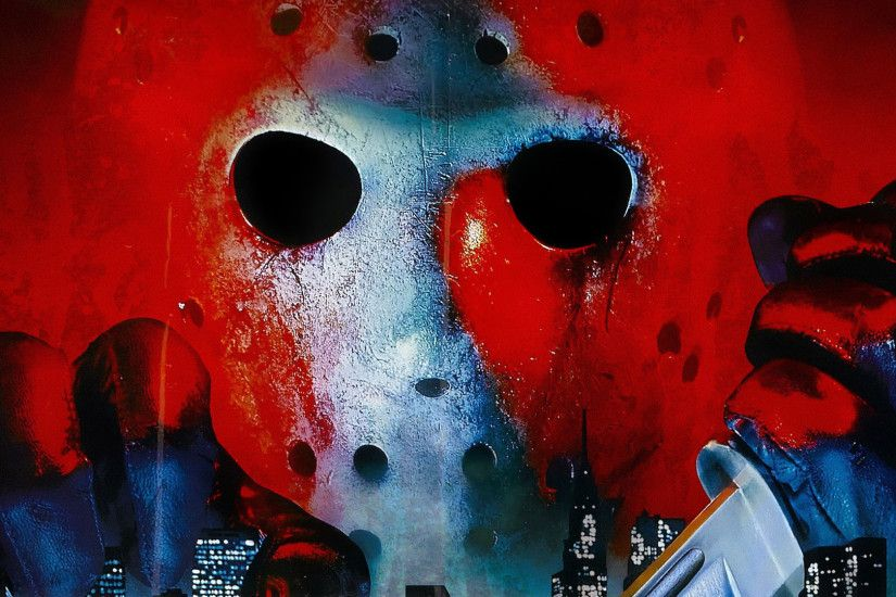 2 Friday the 13th Part VIII: Jason Takes Manhattan HD Wallpapers |  Backgrounds - Wallpaper Abyss