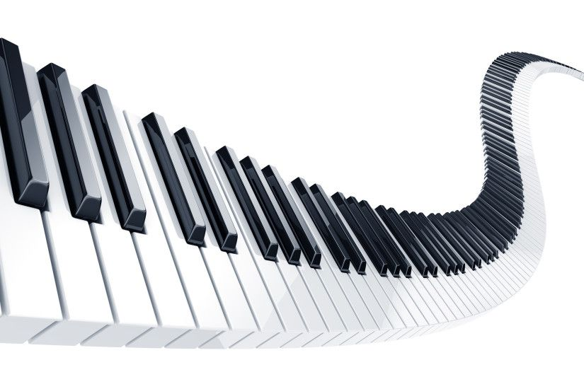 Musical Keyboard Pictures