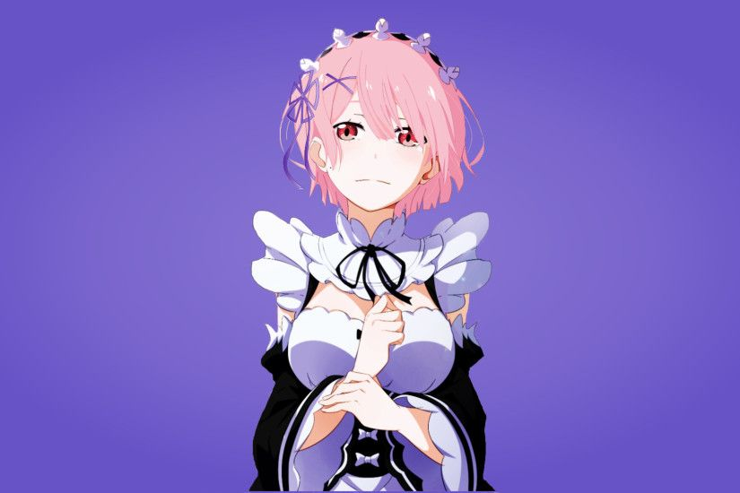 ... Re:ZERO -Starting Life in Another World- Full HD Wallpaper and .