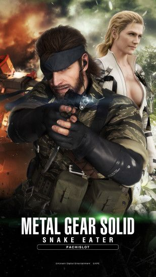 www.metalgearinformer.com/wp-content/... Snake Eater Wallpapers. ...